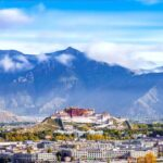 potala whole view from far
