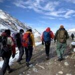 trekking yangpachen tsurphu
