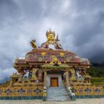 GURU_PADMASAMBHAVA_Lhuntse,_Bhutan