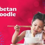 Tibetan noodle