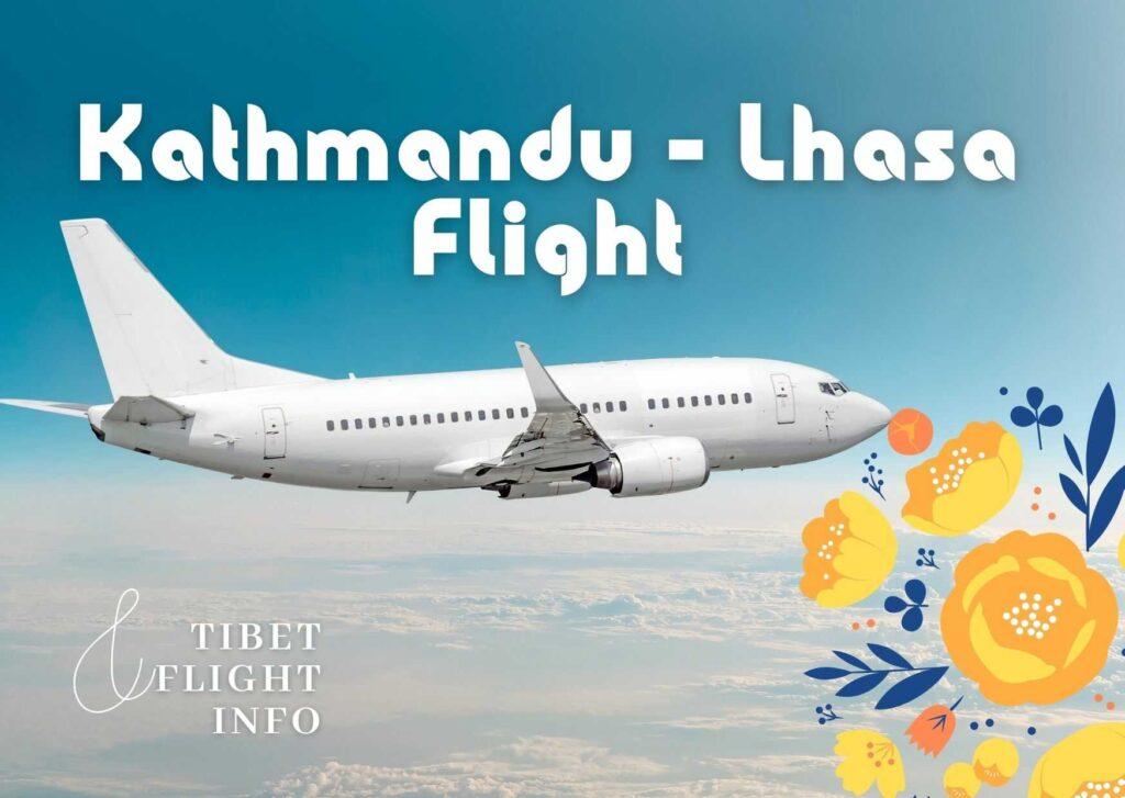 Kathmandu Lhasa Flight