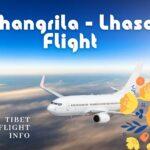 Shangrila Lhasa Flight
