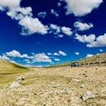 tibet north road