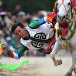 Horse racing Festival TibetHorse Racing