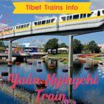 Yaán Lhasa train