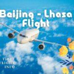 Beijing Lhasa Flight