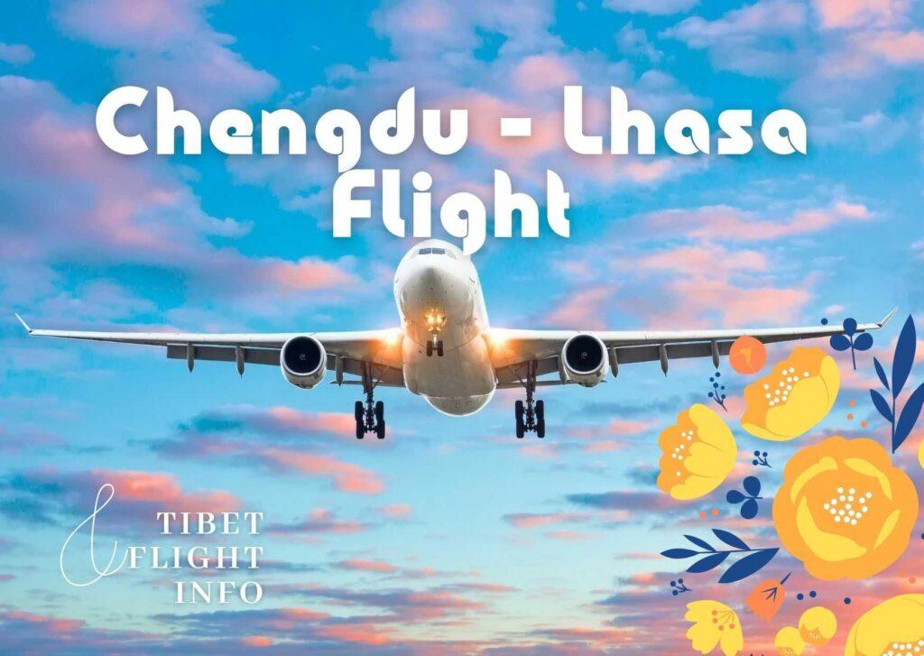 Chengdu Lhasa Flight