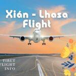 Xian Lhasa Flight