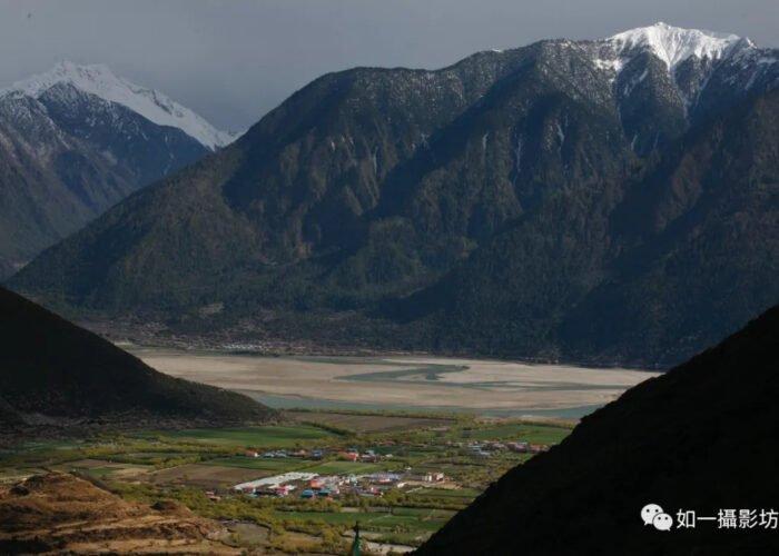 Mount-Bonri in Nyingchi