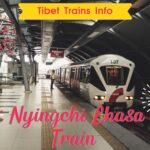 Nyingchi Lhasa Train