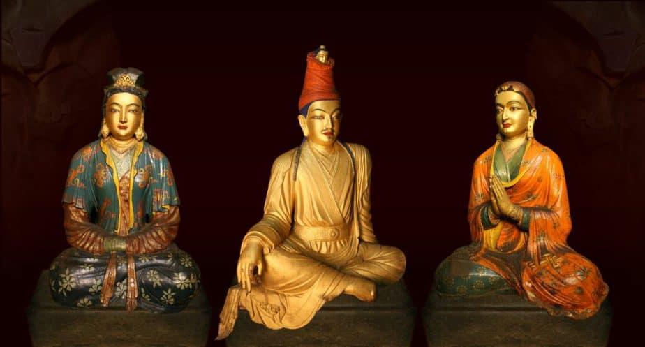 Songtsen-gampo-Bhelsa-Trsitsun-Gyalsa-GongjoSongtsen-gampo-Bhelsa-Trsitsun-Gyalsa-Gongjo