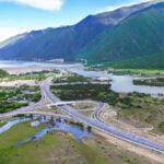Nyingchi Lhasa Express Highway BridgeNyingchi Lhasa Express Highway Bridge