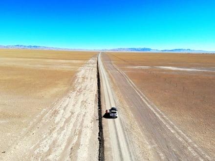 Tibet Highway in isolated areatibet-highway