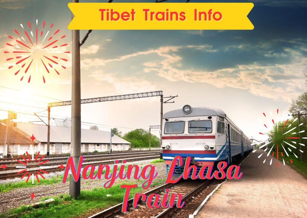 Nanjing Lhasa Train