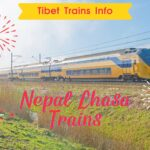 Nepal Lhasa train route