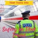 Safety on Tibet trains